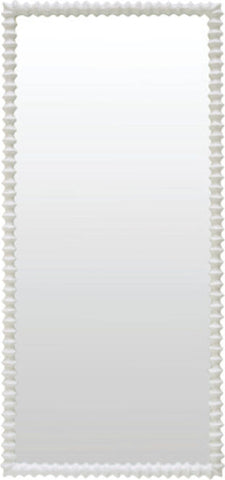oly studio clyde floor mirror white