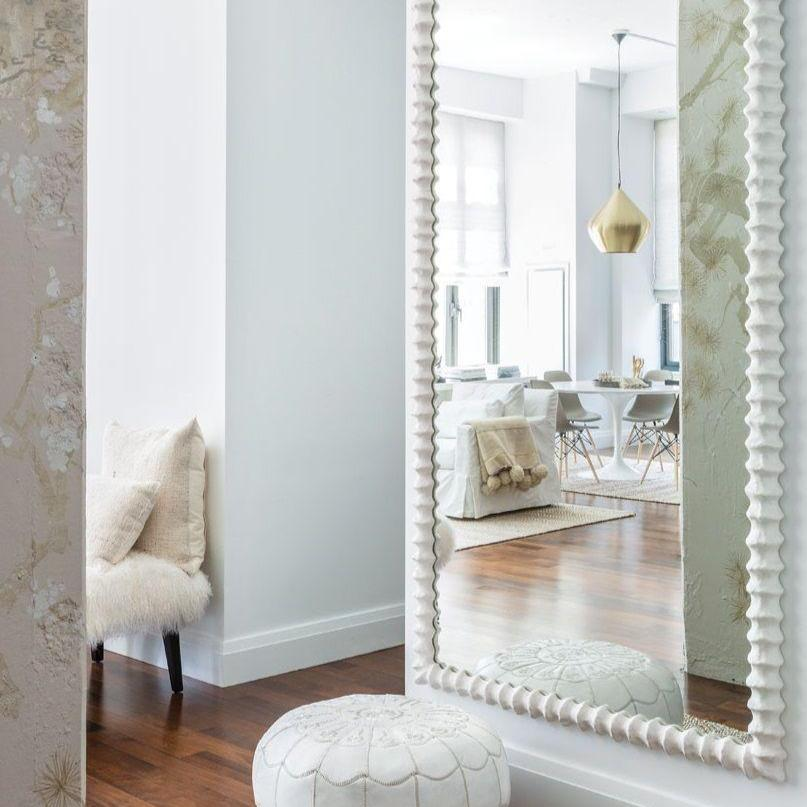 oly clyde floor mirror styled