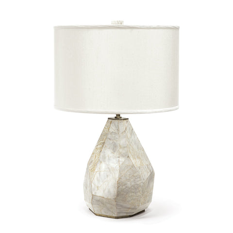 palecek aurora table lamp