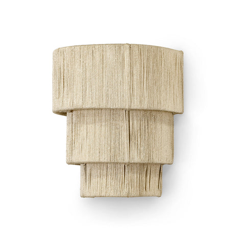 palecek everly three tiered sconce