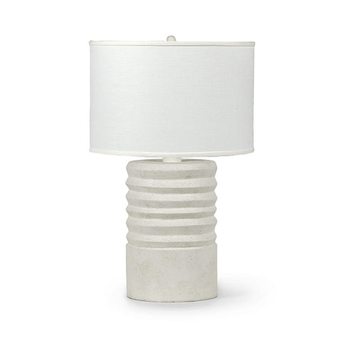 palecek milos table lamp