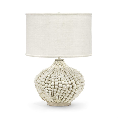 palecek point dume table lamp
