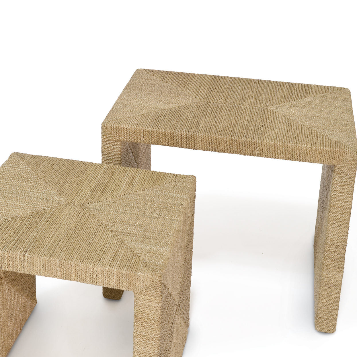 Woodside Nesting Table Set of Two Natural