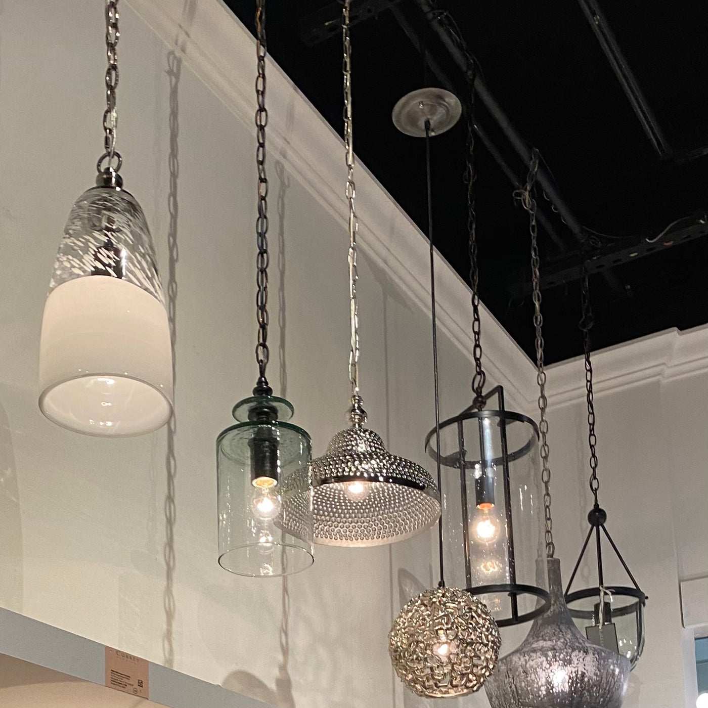currey and company panorama pendant light