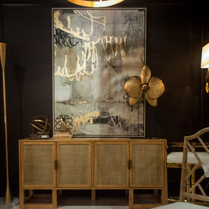 worlds away patrick cabinet pine showroom