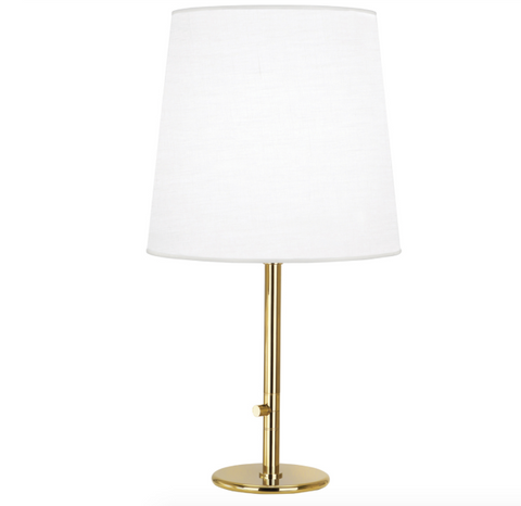 Robert Abbey Rico Espinet Buster Gold Lighting Lamp