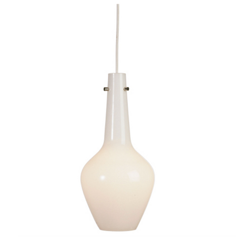 Jonathan Adler Capri Pendant Lighting Hanging Light Glass