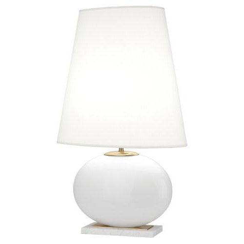 robert abbey racquel lamp with tall shade
