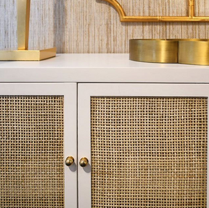 worlds away sofia cabinet white lacquer doors brass hardware market