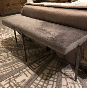 studio a laforge bench upholstered