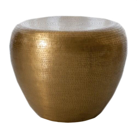 studi a goa end table brass