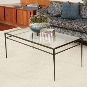 studio a lescot coffee table styled