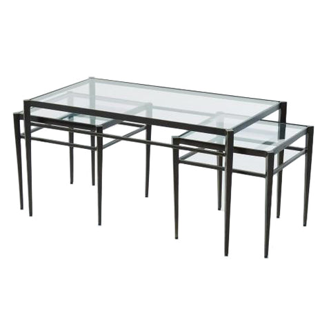 studio a lescot nesting tables