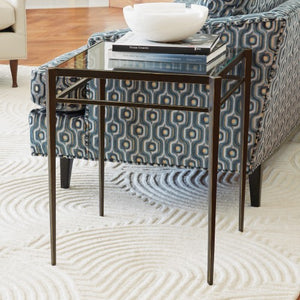 studio a lescot side table styled