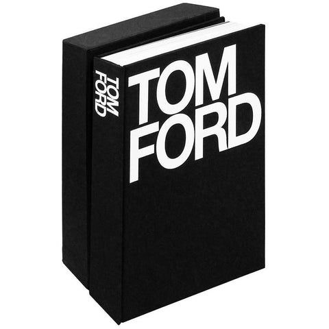tom ford fashion designer book icon gucci
