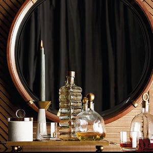 arteriors Fiona decanters glass barware