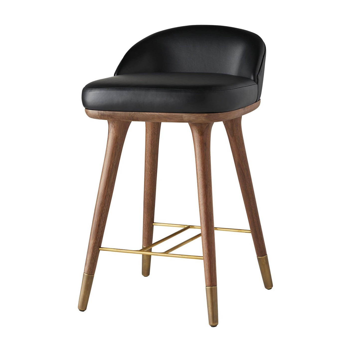 arteriors walsh counter stool angle
