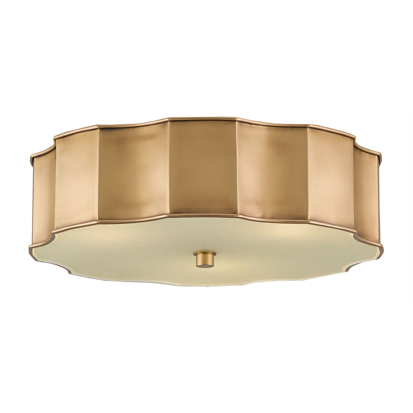 currey and company wexford flush mount brass illuminated