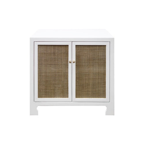 worlds away alden cabinet white lacquer