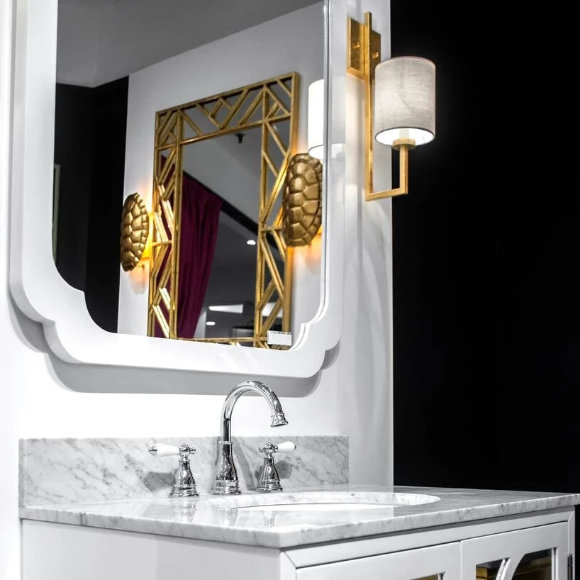 worlds away beckham sconce gold showroom