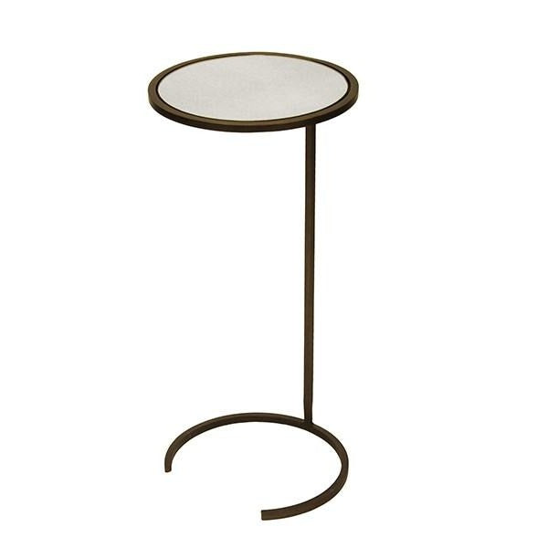 worlds away brz monaco cigar table bronze angle