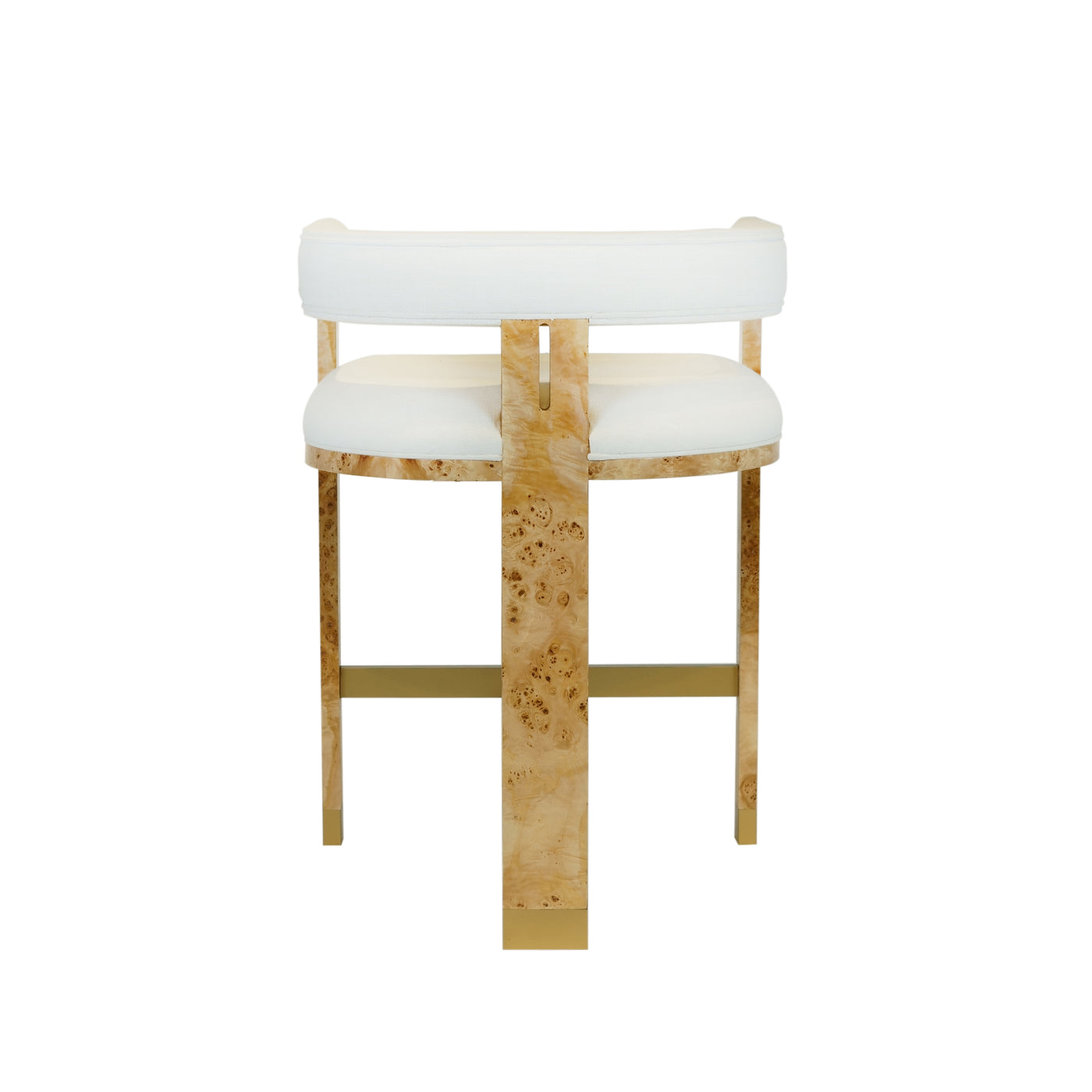 worlds away cruise counter stool burl back