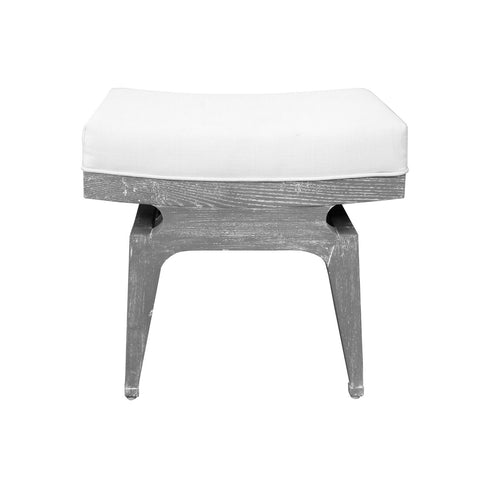 worlds away fergie stool grey cerused oak