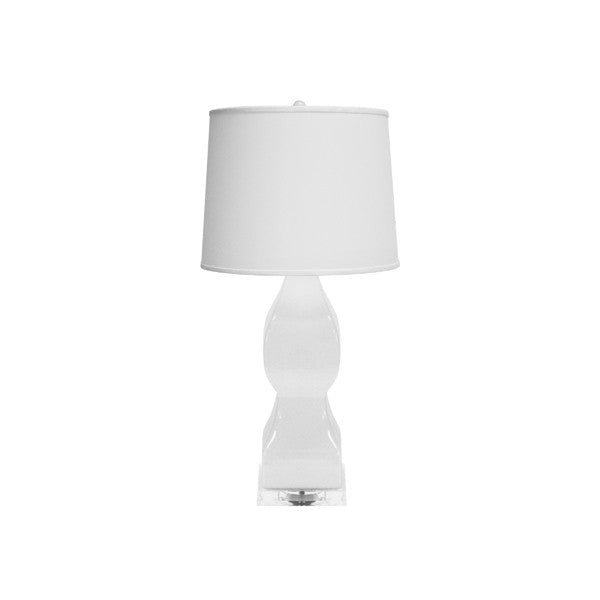 worlds away gwyneth table lamp white