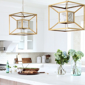 worlds away maxwell square pendant chandelier kitchen