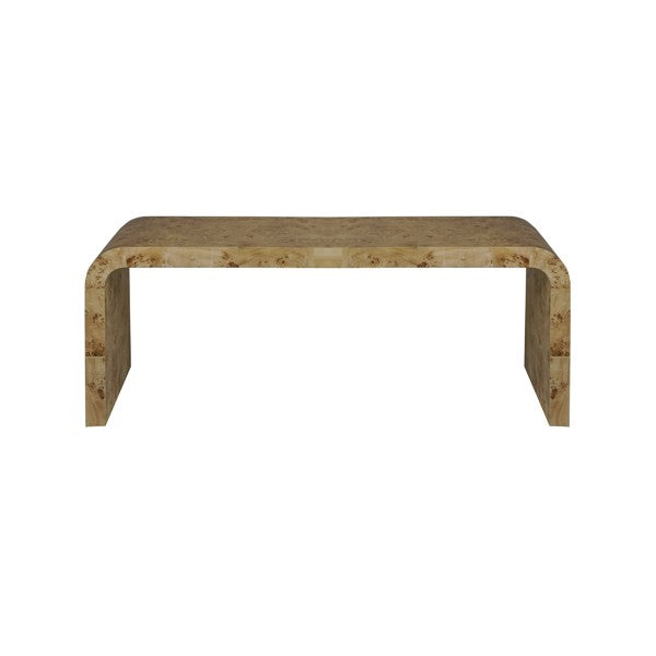 Pleasant Newbury Coffee Table Burl Wood Creativecarmelina Interior Chair Design Creativecarmelinacom