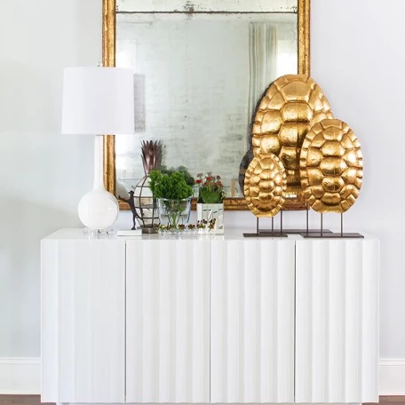 worlds away odette cabinet white lacquer finish