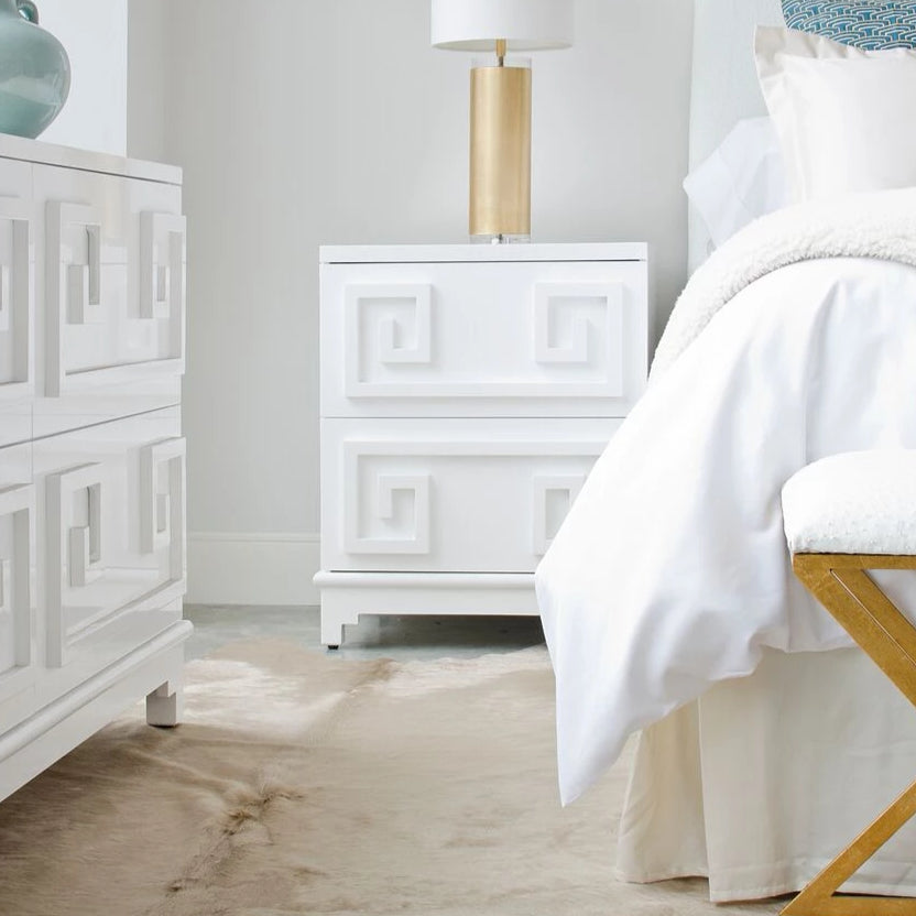 worlds away padoga nightstand white