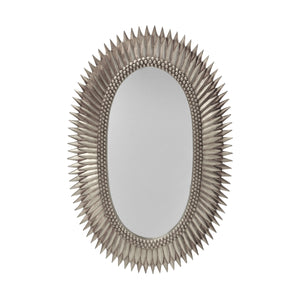 worlds away rita mirror silver leaf