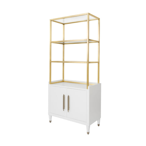 worlds away rivaa etagere white