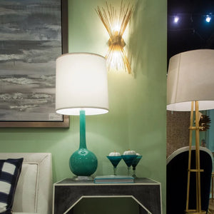 worlds away cornell wall sconce gold showroom