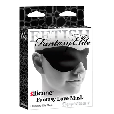 Pipedream - Fetish Fantasy Elite Fantasy Love Mask (Black)