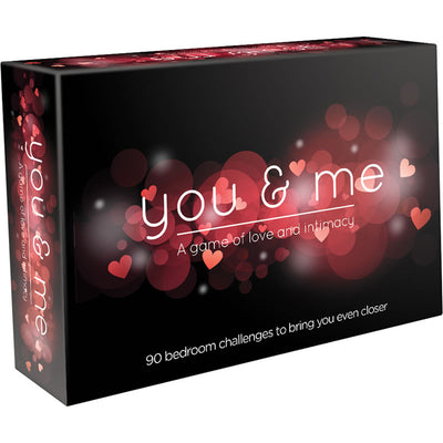 Creative Conceptions - You & Me Couples Card Game Games Durio Asia