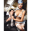 Baci - First Class Flight Attendant Costume One Size - PleasureHobby