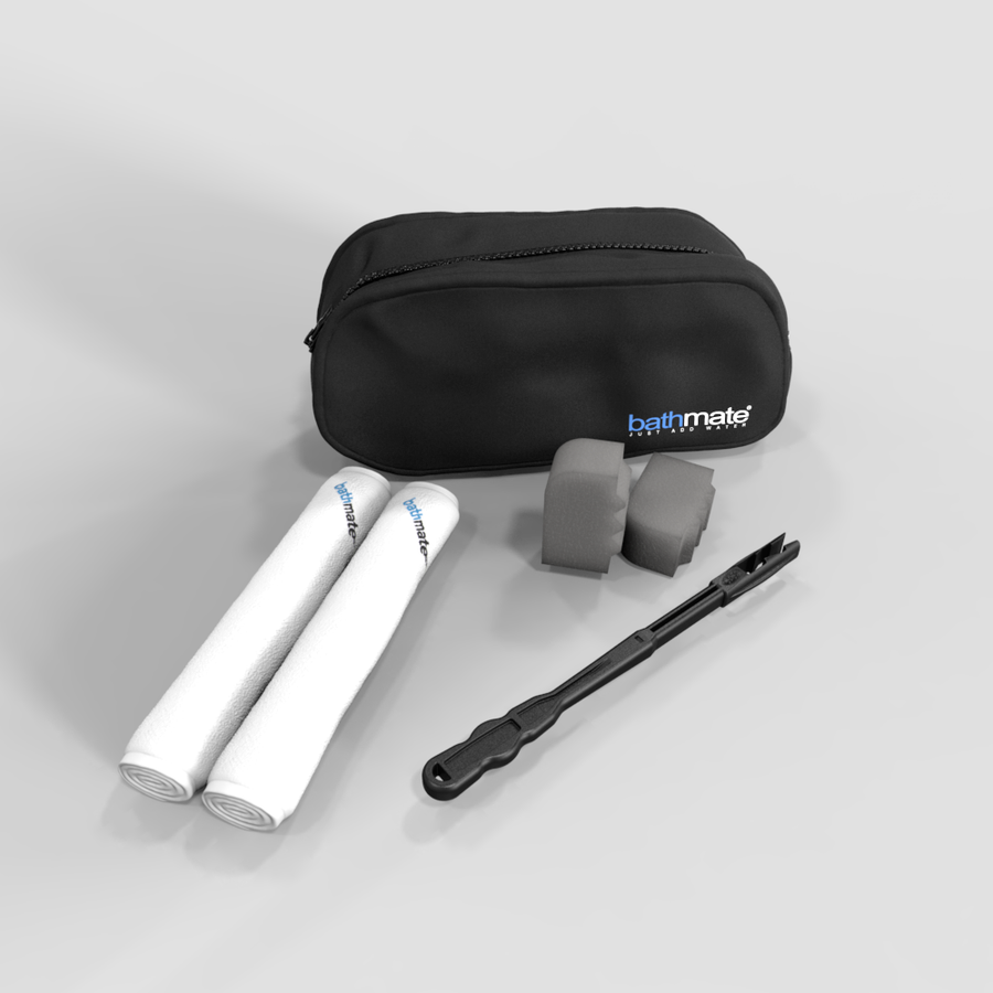 Bathmate - Penis Pump Cleaning Kit  (Black)