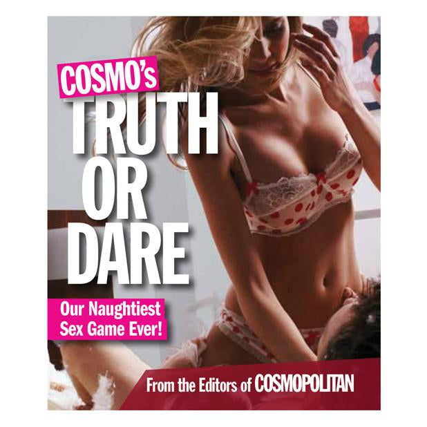 Cosmo - Truth or Dare New Edition (120 Playing Cards) Games Durio Asia