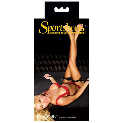 Sportsheets - The Sportsheet King Size Bed Restraint Set