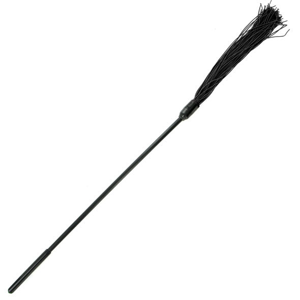 Sex and Mischief - Rubber Tickler (Black)