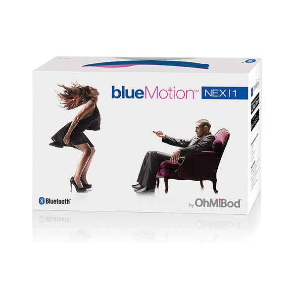 OhMiBod - Bluemotion Nex 1 App Controlled Massager