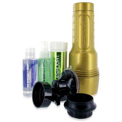 Fleshlight - Stamina Training Unit Masturbator Value Pack Masturbator Value Pack Durio Asia
