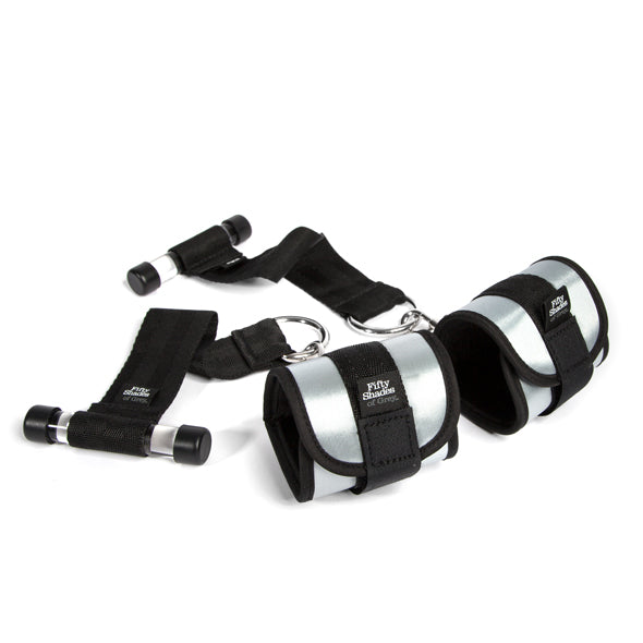 Fifty Shades of Grey - Ultimate Control Handcuff Restraint Set