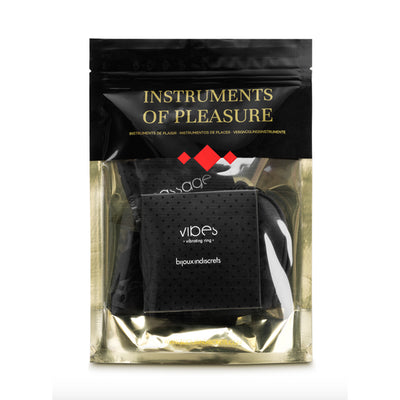 Bijoux Indiscrets - Instruments of Pleasure BDSM Set (Red)