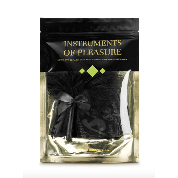 Bijoux Indiscrets - Instruments of Pleasure BDSM Set (Green)
