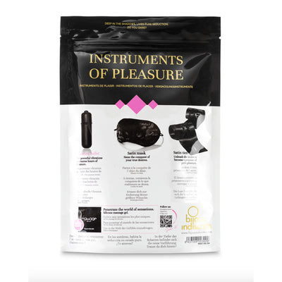 Bijoux Indiscrets - Instruments of Pleasure BDSM Set (Purple)