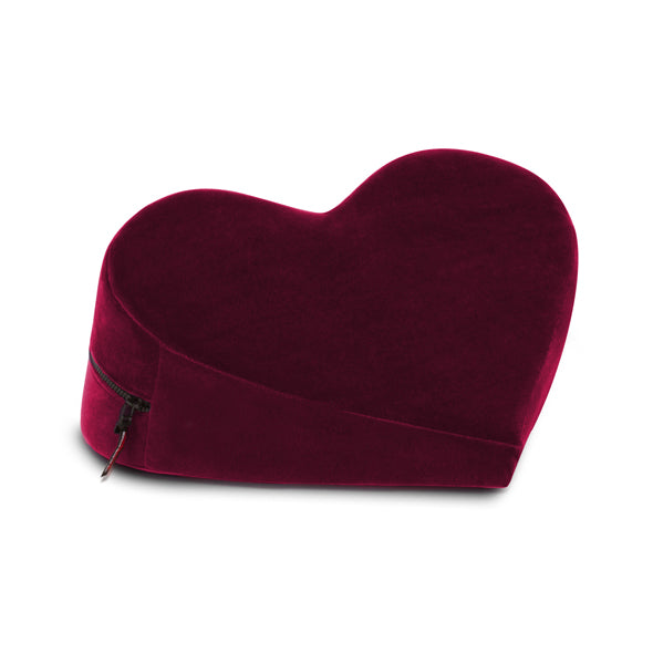 Liberator - Heart Wedge Sex Furniture (Merlot)