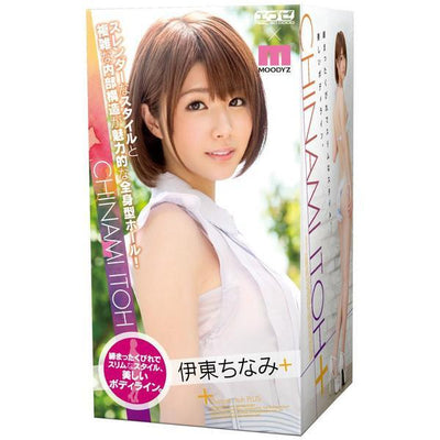 EXE - Chinami Itoh Plus Onahole (Beige) - PleasureHobby